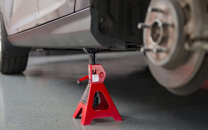 Big Red Torin 2 Ton Jack Stands – Pair