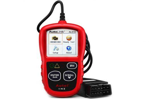 Autel AutoLink OBD2 Automotive Scanner Tool