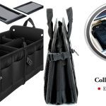 Collapsible Portable Multi Compartments Trunk Organizer