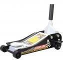 Torin 3 Ton Hydraulic Low Profile Steel Racing Floor Jack with Single Piston