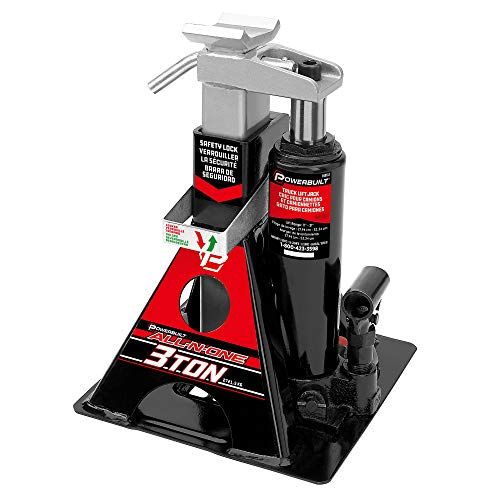 Alltrade 3 Ton All-In-One Bottle Jack and Jack Stand