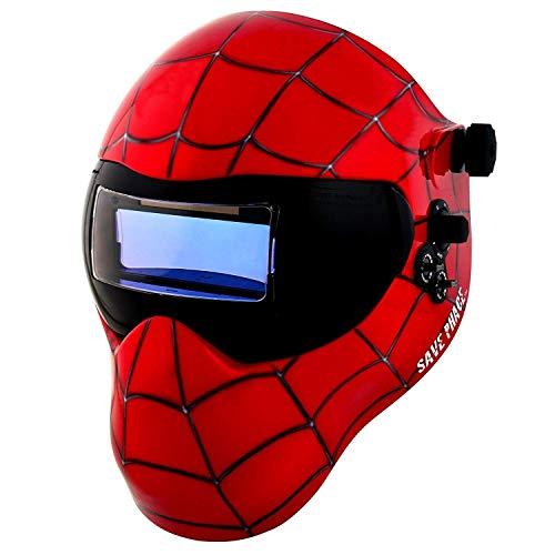 Save Phace Gen-Y Spiderman Auto Darkening Welding Helmet
